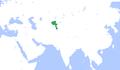 Кокандское ханство  1709 — 1876 гг.