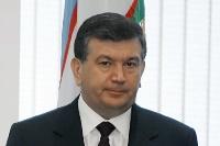 Ш.Мирзияев