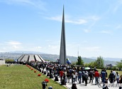 Памятник геноциду армян