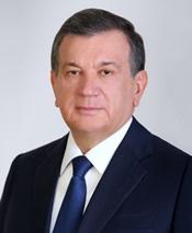 Мирзиёев Ш. Новогднее поздравление