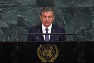 Выступление Президента Узбекистана Ш.Мирзиёев на 72-сессии ГенАссамбле ООН