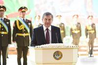 Ш.Мирзиёев поздравил с Праздником 9 мая