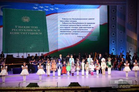Праздничный концерт 07.12.2018 года.