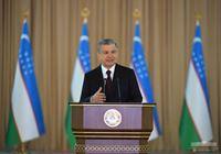 Шавкат Мирзиёев 9 мая 2020 г